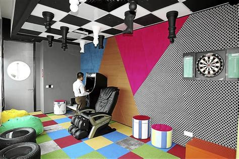 google office playroom cool offices google in kuala lumpur malaysia