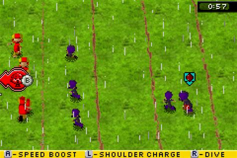 backyard football 08 backyard football 2007 screenshots gamefabrique