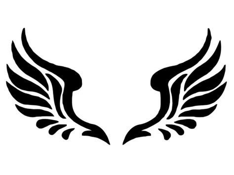 angel tattoo spread wings spread angel wings stencils pinterest angel wings