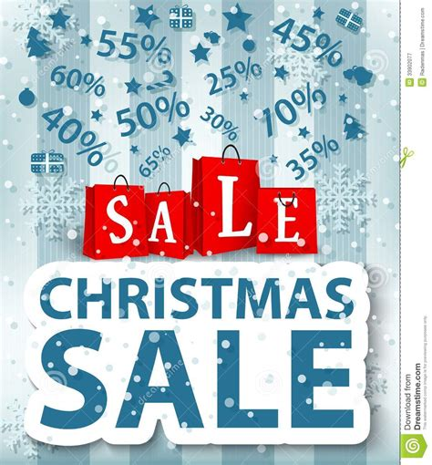 typography sles sale poster design with shopping bags stock vector image 33902077