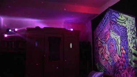 goa deko und etwas licht schlafzimmer mal anders - Schlafzimmer Licht