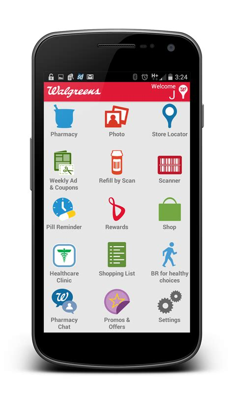 walgreens photo app for android image gallery walgreens app