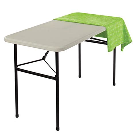 Folding Tables Big Lots view 4 folding utility table deals at big lots