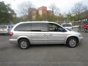 Chrysler Town And Country 2004 2004 Chrysler Town And Country Touring Details