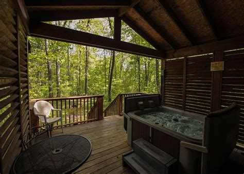 Ohio Cabin Rentals Tub by Ohio S Cabins Secluded Hocking