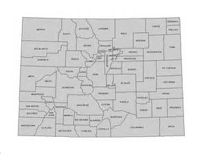 colorado map with county lines indexed county land ownership maps book covers
