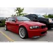 Red E46 M3  BenLevycom