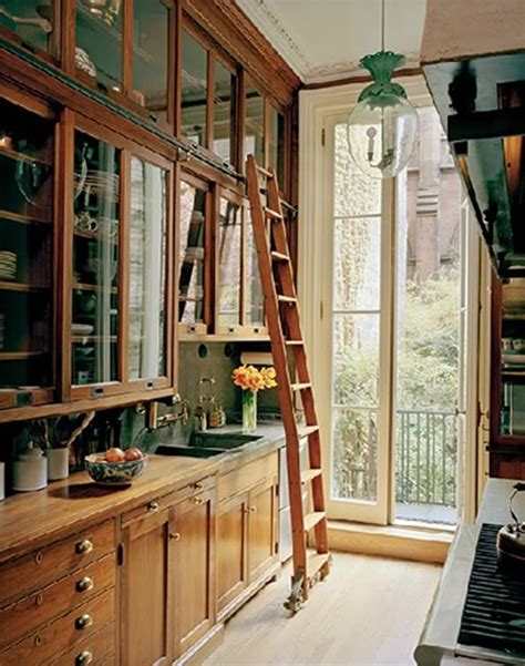 Kitchen Ladder by Through Own Brown Design Friday Library