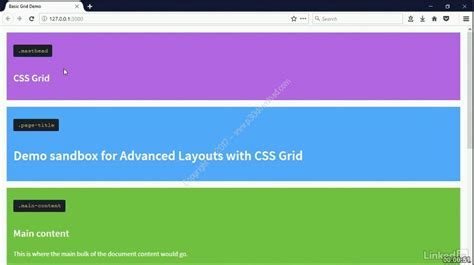 css tutorial advanced css advanced layouts with grid a2z p30 download full