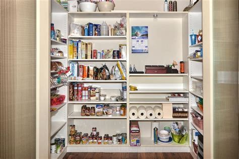 walk in pantry organization good walk in pantry shelving systems homesfeed