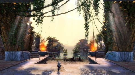 Guild Wars 2 guild wars 2 path of weekend taster starts today pc