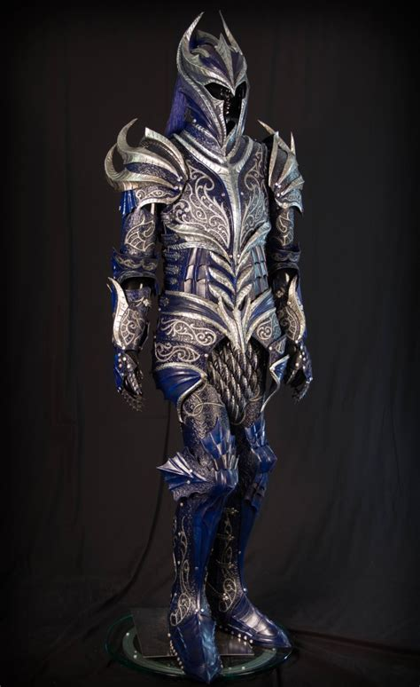 Handmade Armor - gallery sapphire custom leather armor prince