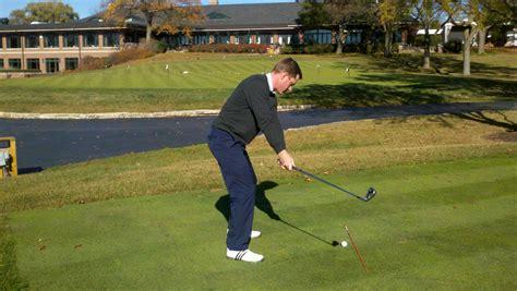 too steep golf swing full swing steep swing path daniel gray pga professional