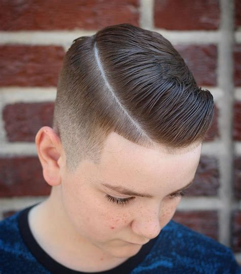 Hairstyles 2018 Boy by Top 16 Beautiful Boys Haircuts Hairstyles 2018