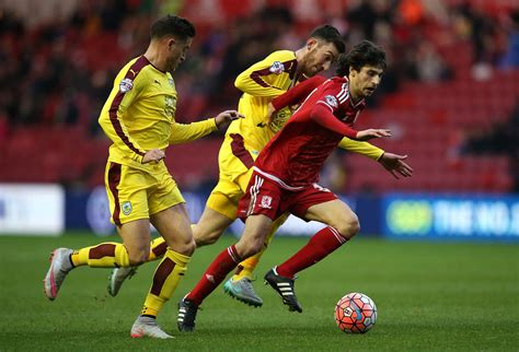 emirates fa cup michael kightly photos photos middlesbrough v burnley