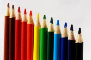colored pencil edupic images of colors