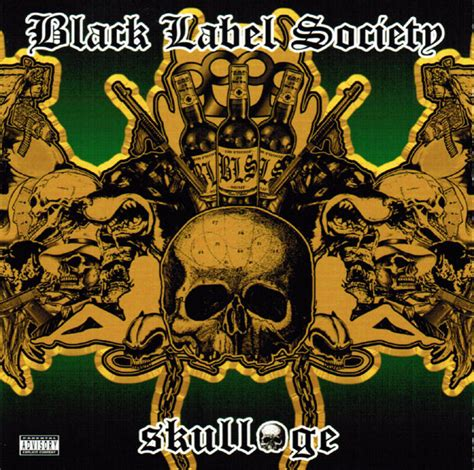 Black Label Society 2 black label society skullage cd at discogs