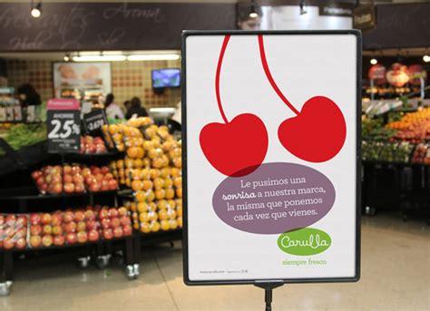 los supermercados colombianos carulla nos presentan su