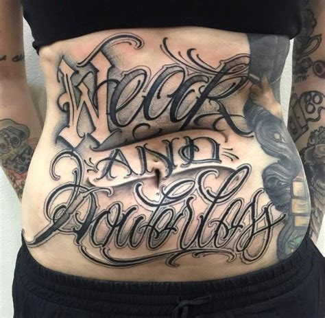 tattoo fonts up and down 20 killer lettering tattoos by big meas tattoodo