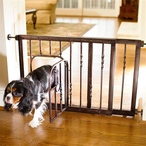 frontgate gate steel pet gate frontgate