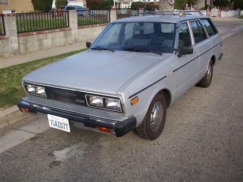 Datsun Wagon 1980 datsun 510 wagon all original 69k really