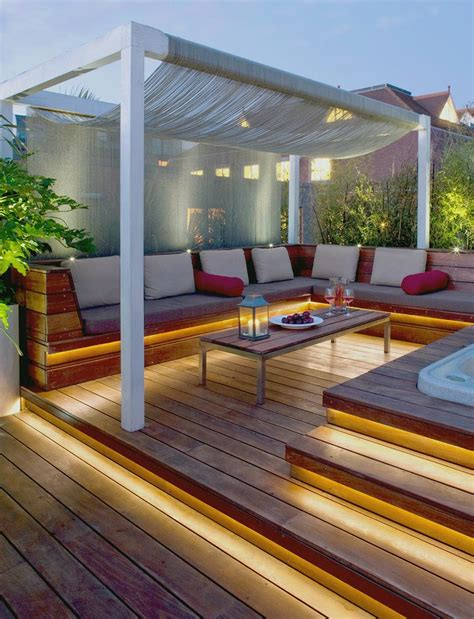 deck ideas deck tropical with london roof garden tropical