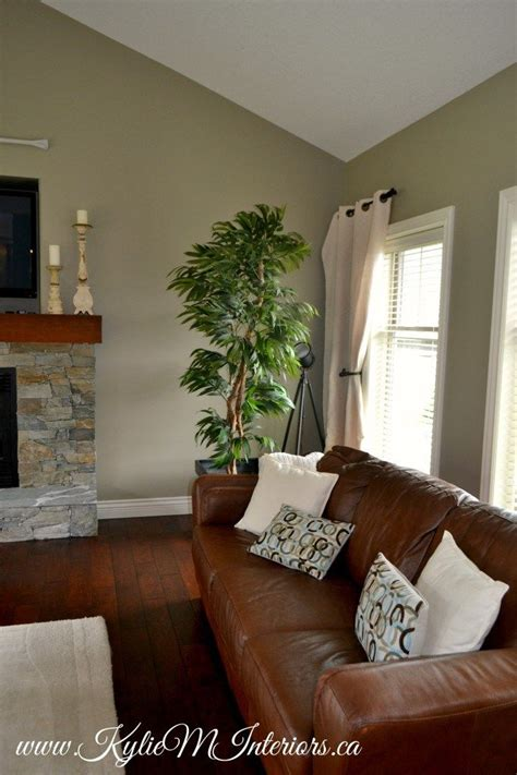 living room benjamin moore gray mirage  slate stone