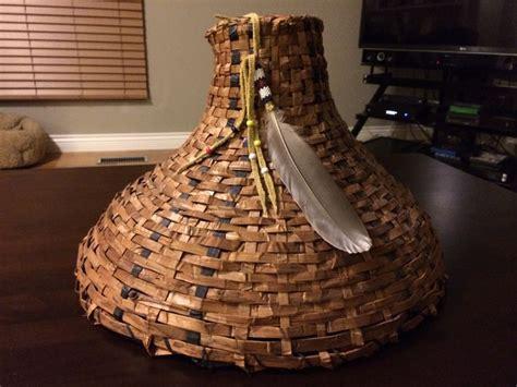 chi siriwardana modern indian braid traditional cedar bark hat made by julie malloway cedar