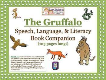 libro gruffalo french language mejores 11 im 225 genes de the gruffalo teaching ideas en el gr 250 falo ense 241 anza de las