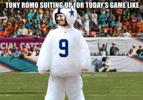 Tony Romo Injury Meme - social media memes roast tony romo and his latest injury