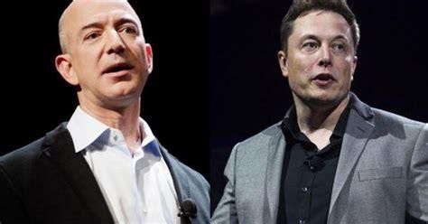 Elon Musk Vs Jeff Bezos | blue origin s jeff bezos vs spacex s elon musk