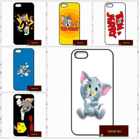 Tom And Jerry Cheese Iphone 4 4s 5 5s 5c 6 6s Plus mobil tom promotion achetez des mobil tom promotionnels sur aliexpress alibaba