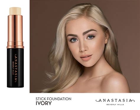 how to choose the right contour shade yourbeautycraze com anastasia stick foundation contour highlight now available
