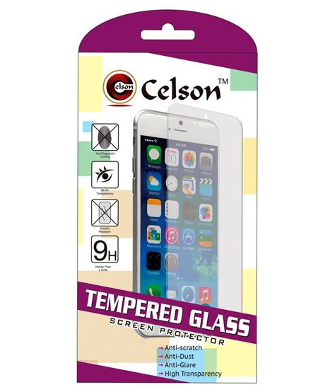 Tempered Glass Ume Asus Zenfone C 4c asus zenfone selfie tempered glass screen guard by celson mobile screen guards at low