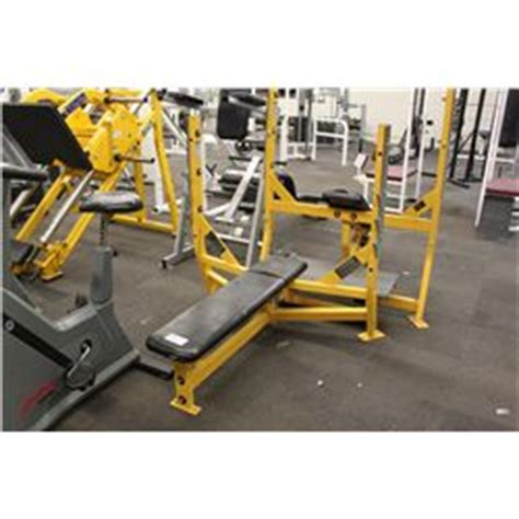 bench press hammer strength hammer strength horizontal bench press able auctions
