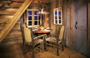 Decorating Ideas For Rustic Cabin Source