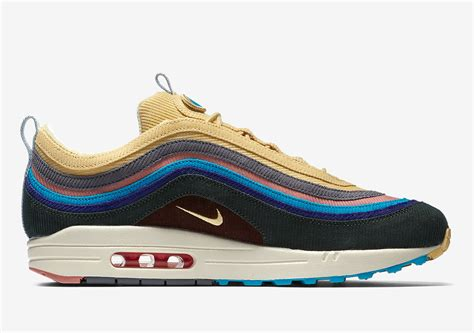 Nike Wotherspoon wotherspoon air max 97 1 release info sneakernews