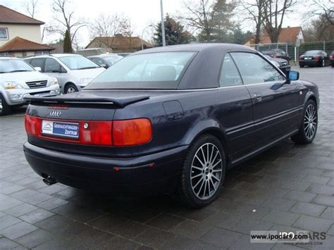 audi 80 convertible for sale 1998 audi 80 convertible leather shz eletkr car