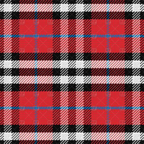 vector plaid pattern free scottish tartan pattern vector image 43720 rfclipart