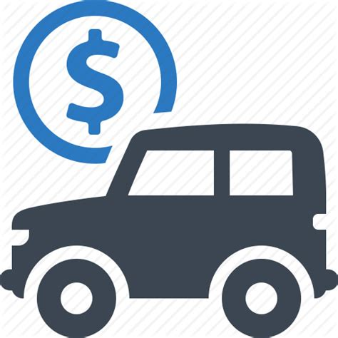 auto loan car finance loan vehicle icon