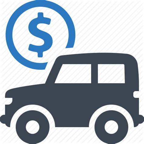 auto loan car finance loan vehicle icon
