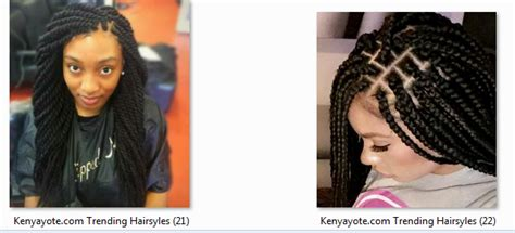 latest plaiting styles for kenyan natural soft hair kenyan latest hair styles hairstylegalleries com