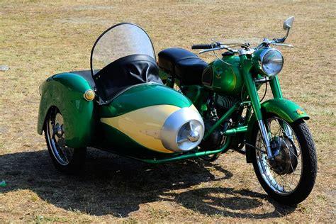 Oldtimer Motorrad Beiwagen by Moto Sidecar Vieille 183 Photo Gratuite Sur Pixabay