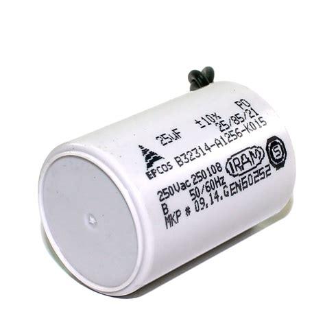 capacitor de motor tem polaridade capacitor partida de motor 25mf x 250v eletrope 231 as comercial eletr 244 nica ltda