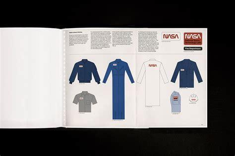 nasa design guidelines kickstarter reissue of the 1975 nasa graphics standards manual