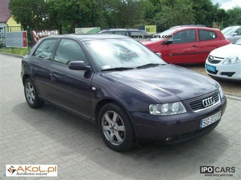Audi A3 Baujahr 2000 by 2000 Audi A3 Tdi Po Lifcie Car Photo And Specs