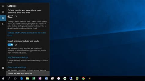 how to removedisable web search from windows 10 how to shrink or hide the cortana search bar in windows 10