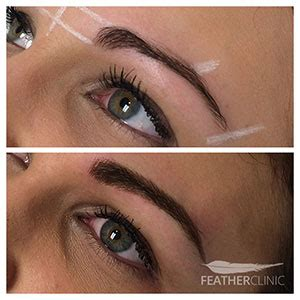 eye tattoo healing cosmetic tattoo healing schedule feather clinic