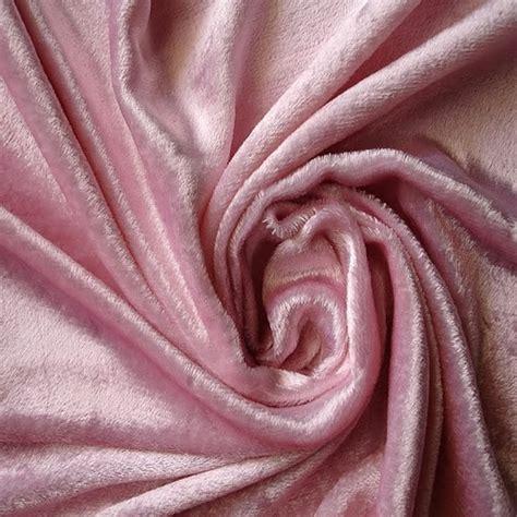 pale pink velvet upholstery fabric light pink velvet fabric yardage curtain fabric fashion