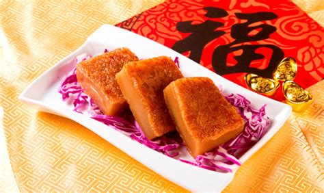 how to make new year sticky rice cake symbolic foods for new year per my
